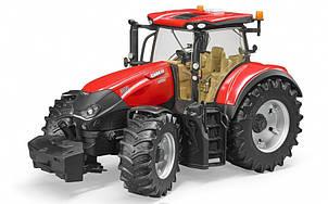 Трактор іграшковий Case IH Optum 300 CVX Bruder 03190 червоний, М1:16