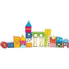 Замок з кубиків Е0418