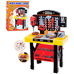 Игровой набор инструментов 0447/5606 Верстак 35 предметов