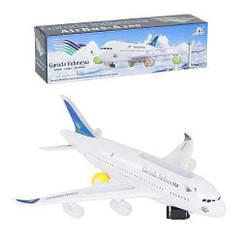 Самолёт на батарейках  А380-300