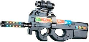 Автомат со световым и звуковым эффектом FN P90 ZIPP Toys 816