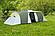 Палатка шестиместная  Presto Acamper NADIR 6 PRO синяя, фото 4
