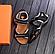 Сандали кожаные мужские Nike Drive Grey, фото 3