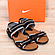 Сандали кожаные мужские Nike Drive Grey, фото 5