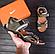 Чоловічі шкіряні сандалі Nike Active Drive Olive, фото 2