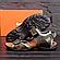 Чоловічі шкіряні сандалі Nike Active Drive Olive, фото 4