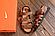 Сандали мужские кожаные Nike ACG оливковые, фото 4