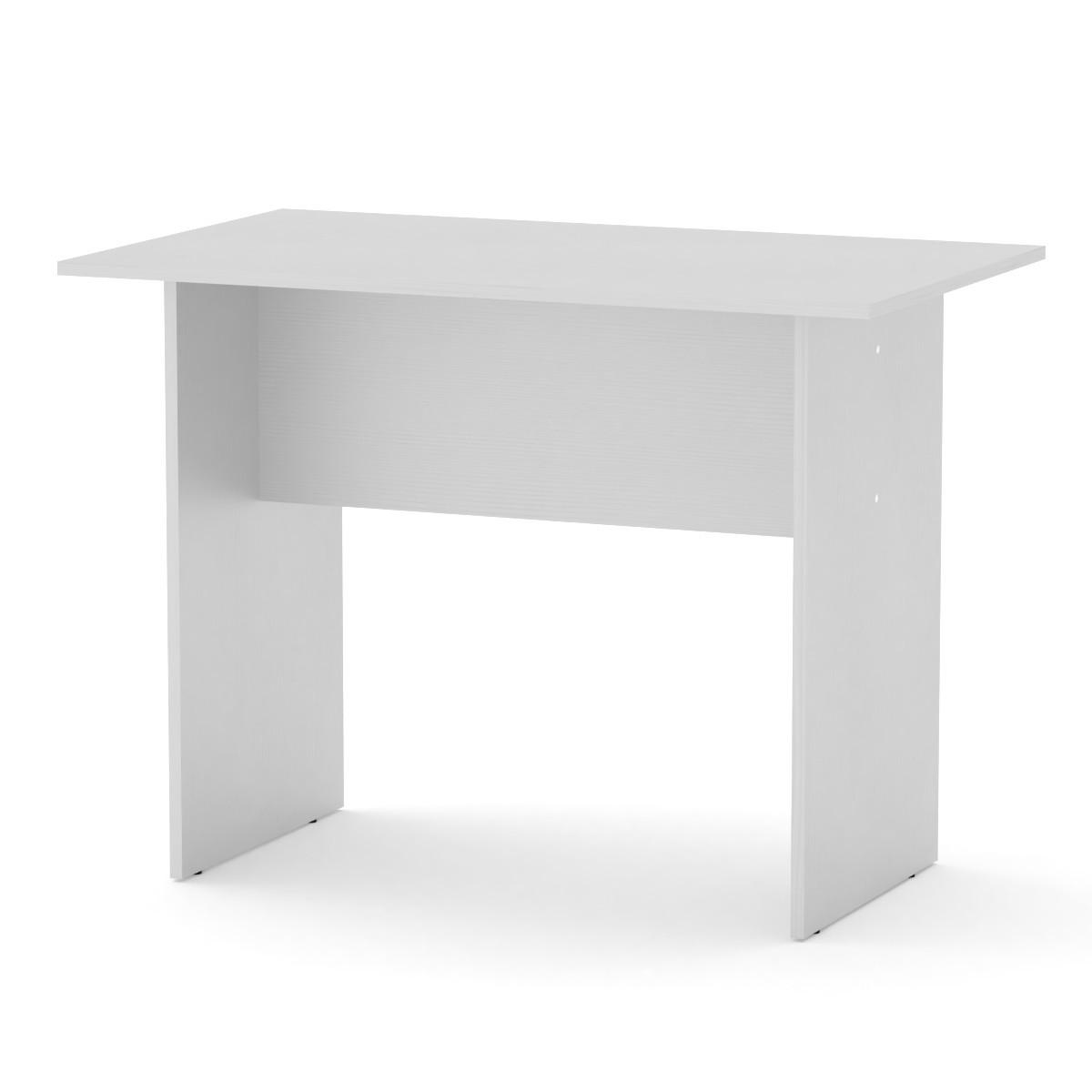 Стол письменный мо-1 белый Компанит