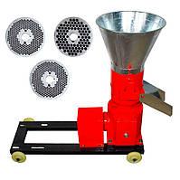 Гранулятор для комбикорма Tеhnomur KL-140 (без мотора) с тремя матрицами