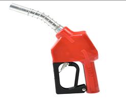 Заправочный пистолет с отстрелом для подачи топлива бензина, дизеля