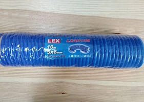 Шланг поліуретановий для компресора Lex LXAH10M