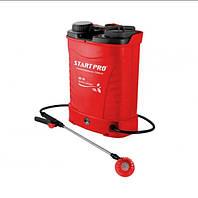 Аккумуляторный опрыскиватель START PRO SK-16 : 16 (л) бак | 15 (А·ч) аккумулятор