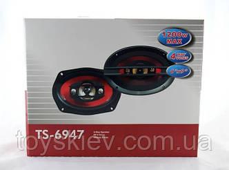 Автоколонка овальні TS-6947 (6 шт/ящ)