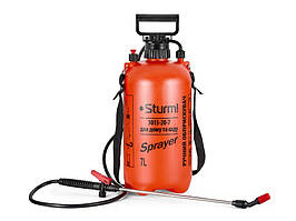 Обприскувач 7л з ручним насосом Sturm 3015-20-7