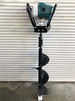 Мотобур AL-FA GD520-A : 5,2 кв | 3 Шнека/бура В комплекті бензобур
