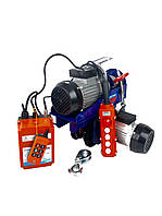 ALFA електрическая  канатная  лебідка ALEH600TR 1600Вт 300/600 12/6м