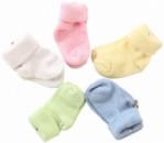 Носки для новорождённых