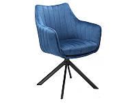 Кресло AZALIA VELVET 180° синий 86 (Signal)
