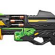Бластер с мягкими пулями FJ1054 14 патронов, фото 2