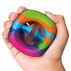 Игрушка антистресс Симпл Димпл Pop It Снапперс Snapperz Эспандер Разноцветный, фото 2