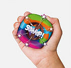 Игрушка антистресс Симпл Димпл Pop It Снапперс Snapperz Эспандер Разноцветный, фото 3