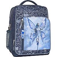 Рюкзак школьный Bagland Школьник 8 л. 321 серый 94д (0012870), фото 1