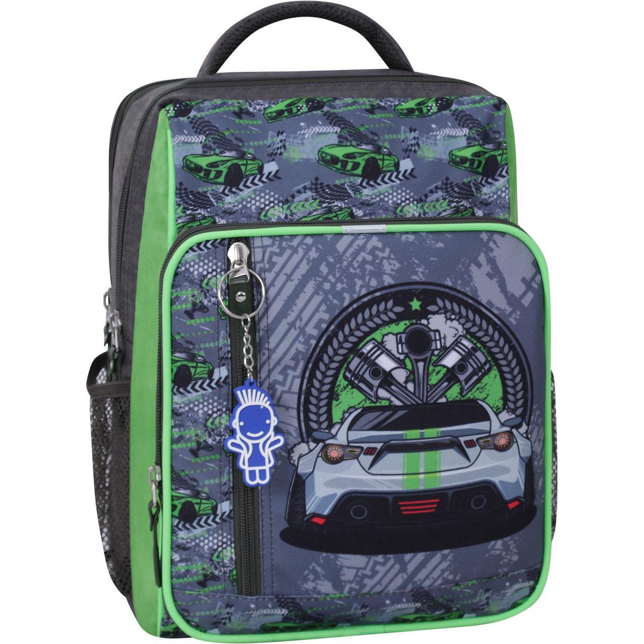 Рюкзак шкільний Bagland Школяр 8 л. хакі 903 (0012870)