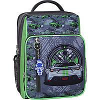 Рюкзак шкільний Bagland Школяр 8 л. хакі 903 (0012870), фото 1