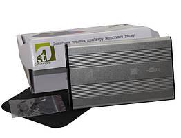 """Внешний карман 1StCharger SATA HDD/SSD 2.5"""", USB 2.0, Silver (HDE1STU2520BS)"""