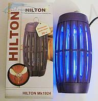 Лампа уничтожитель комаров и других насекомых 4Вт (фиолетовая)