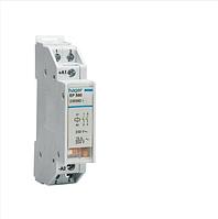 Импульсное реле для люстры Hager EP580 1НВ+1НВ, 16А / 230В, 1м