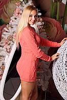 Стильное платье-свитер «Чарли»