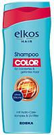 Шампунь для окрашеных волос Elkos Елкос Color 300мл