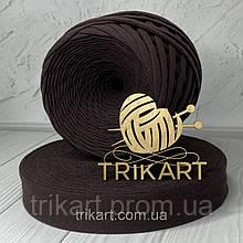 Трикотажная пряжа TRIKART Брауни 7-9мм