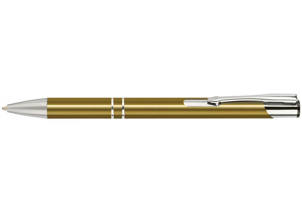 Ручка кулькова Economix TECHNO металік (E10115-28) economix (E10115-28)