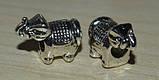 """Бусина Пандора """" слон"""", фото 3"""