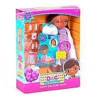 Кукла-доктор музыкальная Kimi разноцветная 80153048