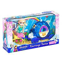 Кукла с каретой Kimi со световыми и звуковым эффектом Разноцветный 6966588351474