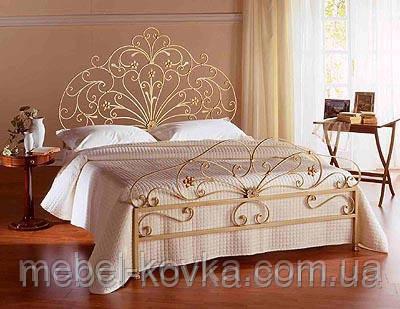 """Ліжко двоспальне коване """"Графиня"""""""