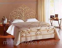 """Кровать кованая двуспальная """"Графиня"""""""