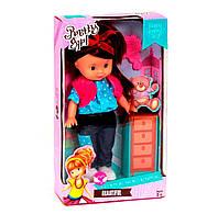 Кукла Kimi Бирюзовая 6990736431695