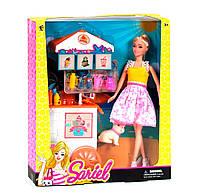 Кукла Kimi с аксессуарами разноцветная 81974048
