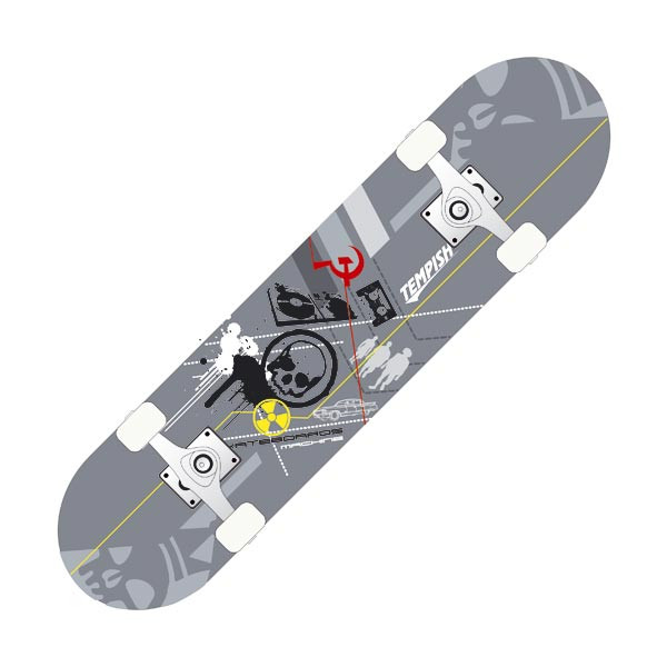 Скейтборд Tempish STREET BOSS G (AS)