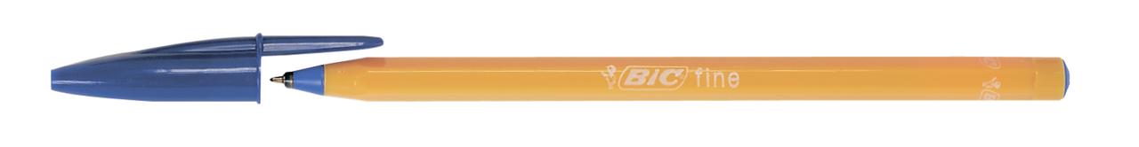 """Ручка шариковая ВIC """"Orange"""", синя, bc1199110111"""