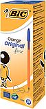 "Ручка шариковая ВIC ""Orange"", синя, bc1199110111, фото 2"