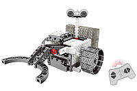 Конструктор STEM з пультом HIQ R732 4-в-1 253 деталі (місяцеходи), фото 1