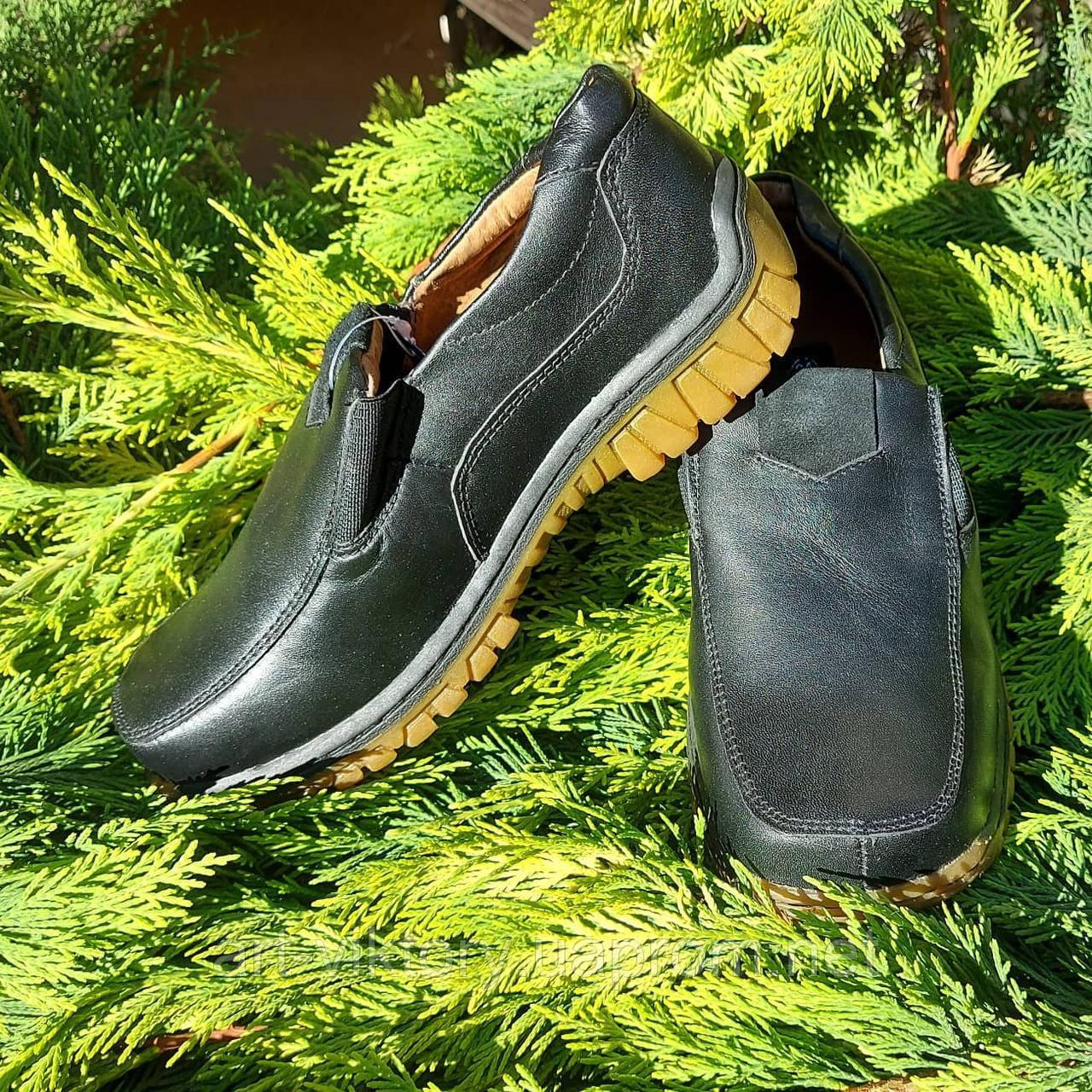 Туфлі B&G для хлопчика р. 34