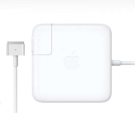 Блок живлення MERLION для ноутбука Apple MagSafe 2 16,5V 3,65A (60 Вт)