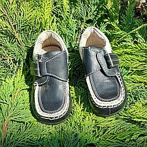 Туфлі-мокасини L. Deer для хлопчика р. 22, фото 2