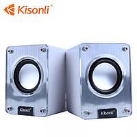 Колонки комп'ютерні Kisonli K200, фото 1